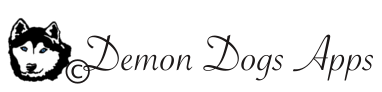 Demon Dog Apps Logo