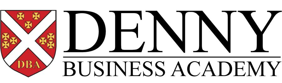 Denny Business Academy Ltd Logo