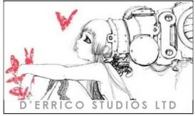 d'Errico Studios Ltd. Logo