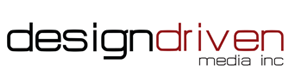 Design Driven Media, Inc. Logo