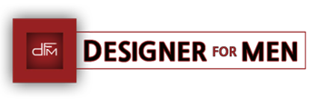 Designer For Men Logo