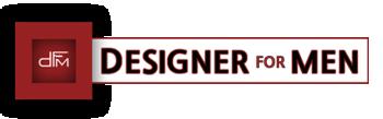 Designer For Men Logo