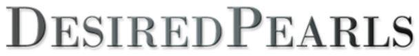 desiredpearls Logo