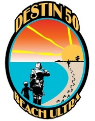 Destin 50 Beach Ultra Logo