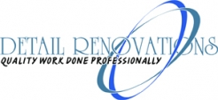 Detail Renovations Logo