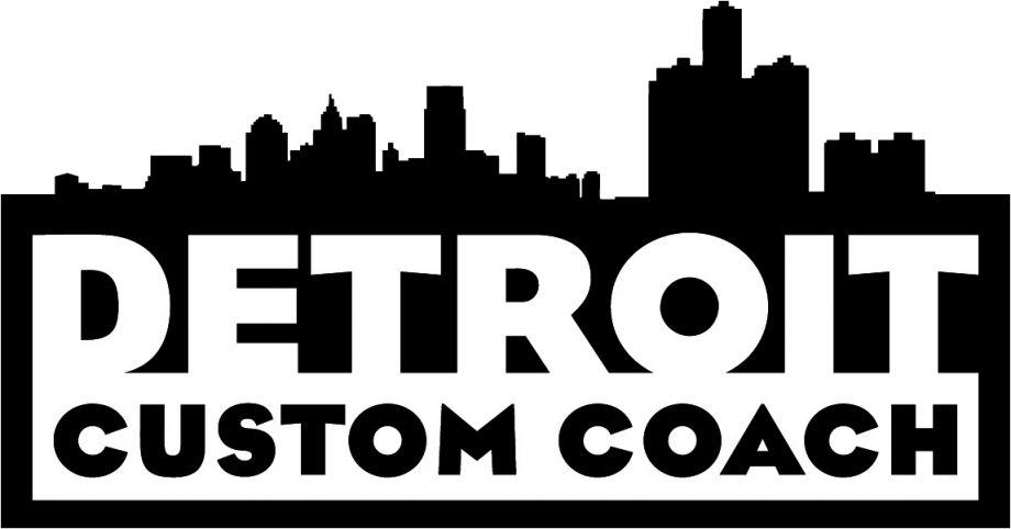 Detroit Custom Coach Logo