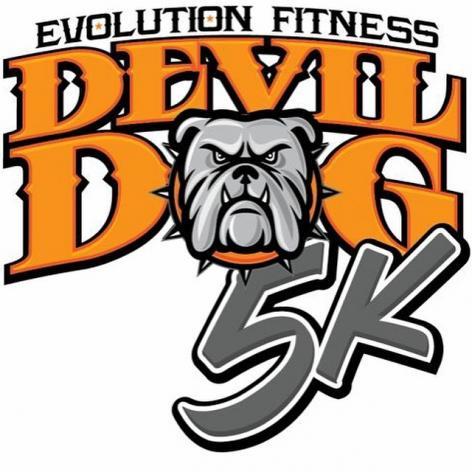 Devil Dog 5K Logo