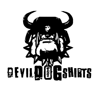 Devil Dog Shirts Logo