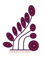 deviscloset Logo