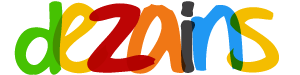 Dezains - Personalized Gifts Store Logo