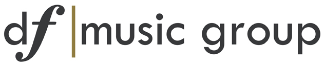 df|Music Group Logo
