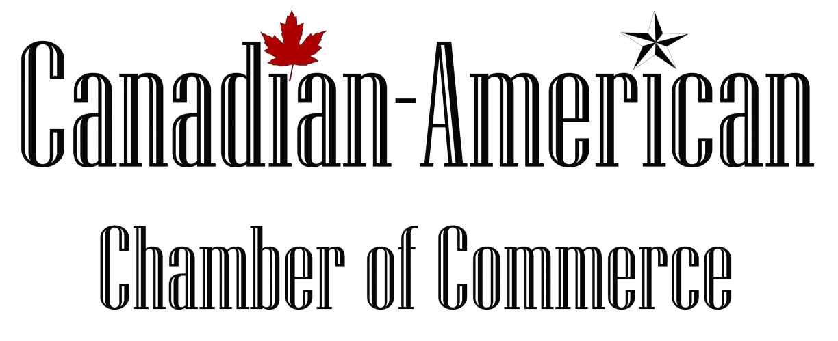 Canadian-American Chamber of Commerce Logo