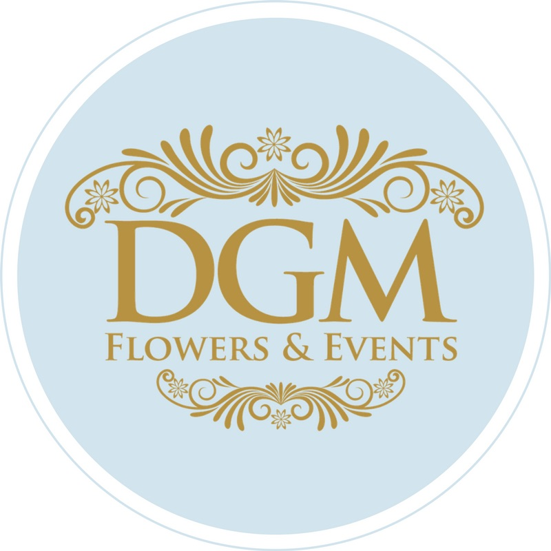 dgmflowers Logo