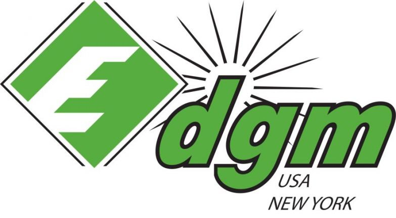 DGM New York Logo