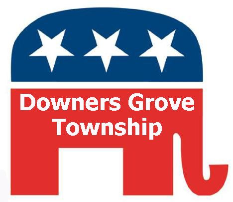 Downers Grove Township Republican Organization Logo