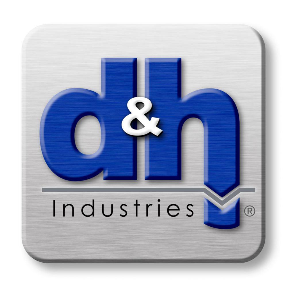 dhmetalstamping Logo