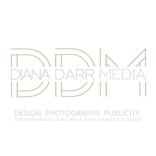 Diana Darr Media Logo