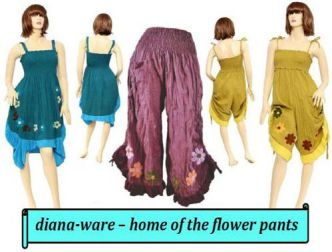 diana-ware Wholesale Fashion Logo