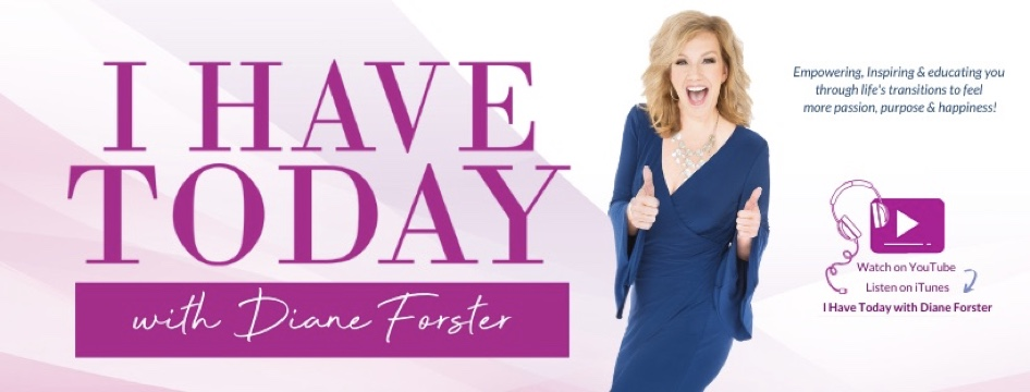 Diane Forster, Inc. - I HAVE TODAY Logo