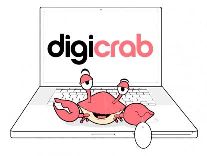 digicrab Logo