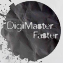 DigiMaster Faster, LLC Logo
