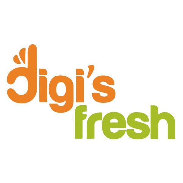 Digi's Fresh Logo