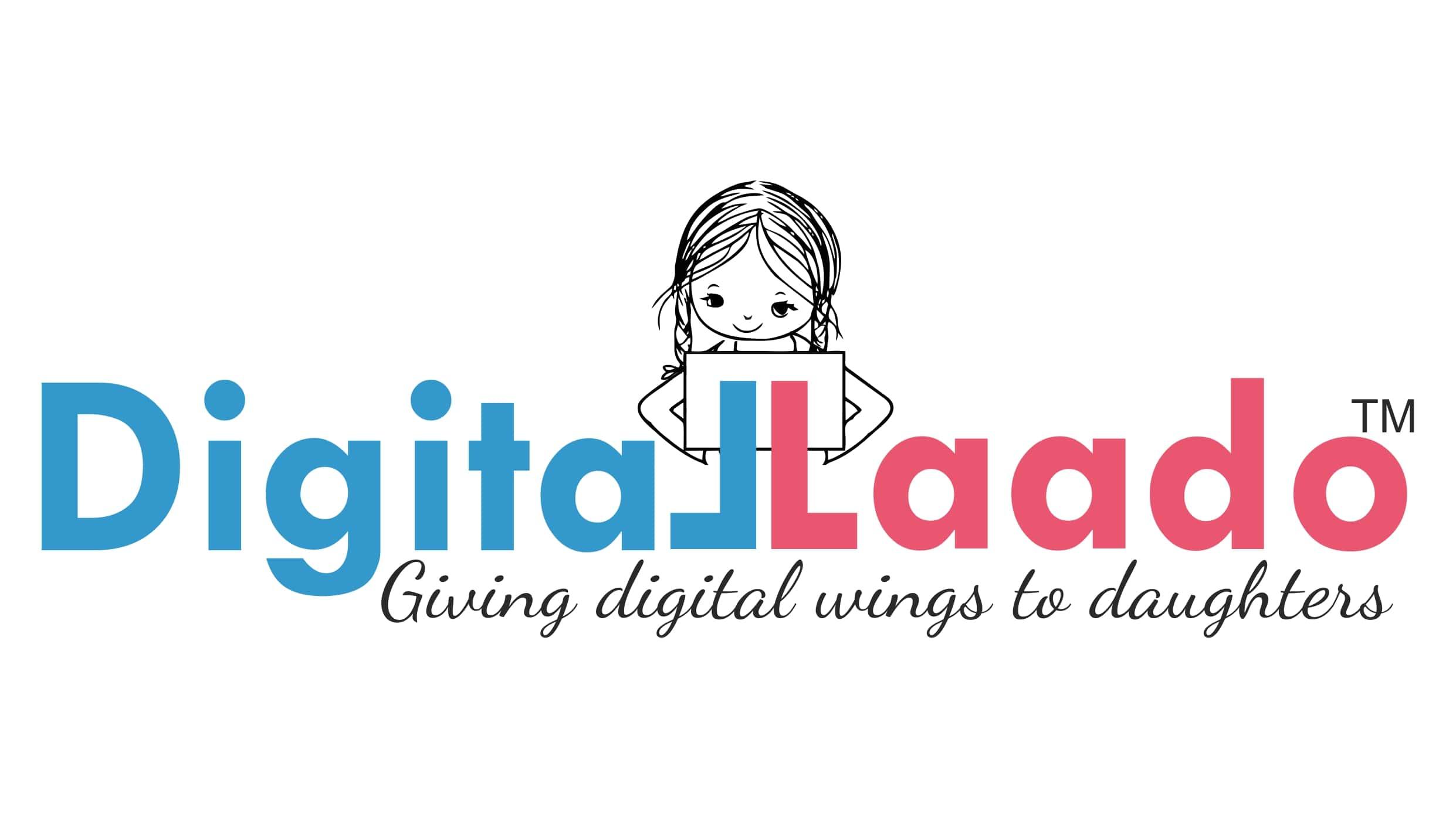 Digital Laado Logo