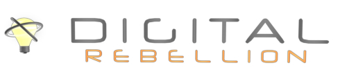 Digital Rebellion LLC Logo