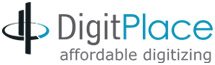 Digit Place Logo