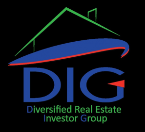 Diversified Real Estate Investor Group Logo