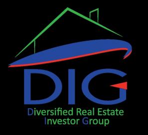 Diversified Real Estate Investor Group Logo