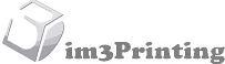 Dim3printing Logo