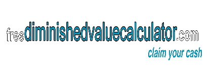 New Calculator for Automibile Diminished Value Claims