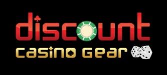 DiscountCasinoGear.com Logo