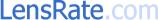 Lensrate Logo