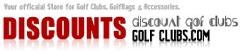 www.discountsgolfclubs.com Logo