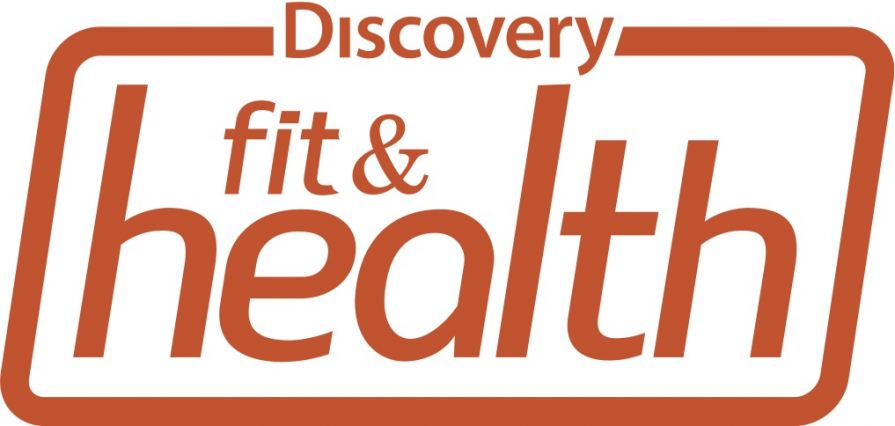 discovery fit and health Logo