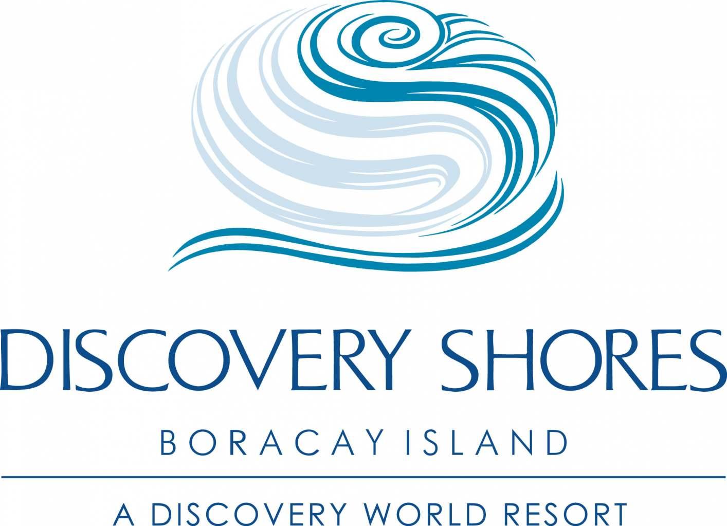 Discovery Shores Boracay Logo