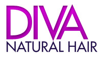 Diva Natural Hair Logo
