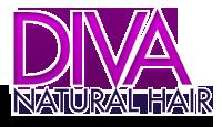 Diva Natural Hair Logo