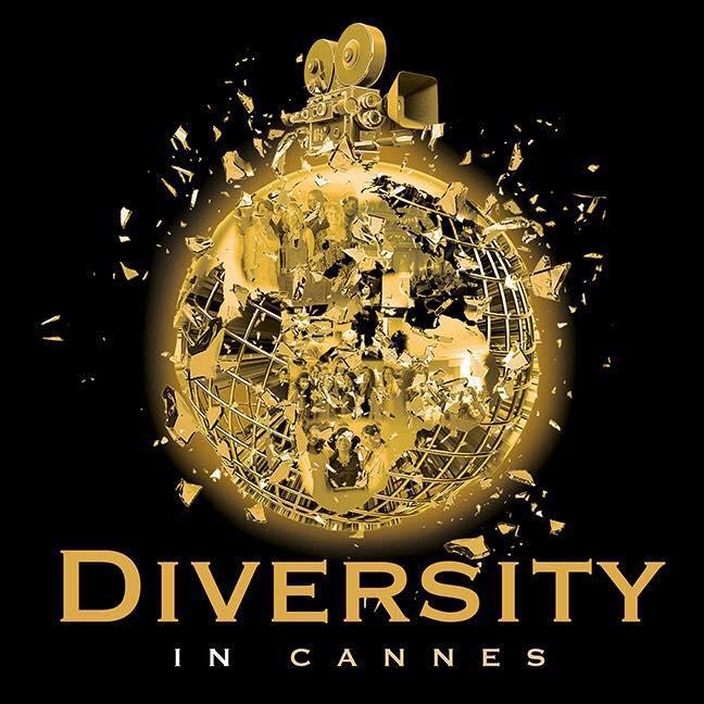 Diversity in Cannes Logo