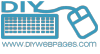 DIY Web Pages by Opulentworx Logo