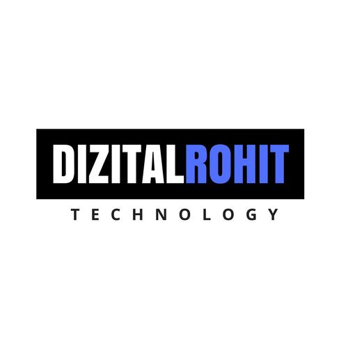 dizitalrohit Logo