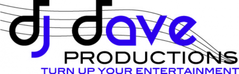 DJ Dave Productions Logo