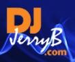 DJJerryB.com Logo