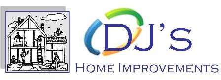 DJ's Home Improvements Logo
