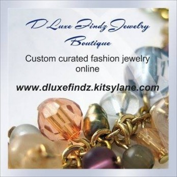 D'Luxe Findz Jewelry Boutique Logo