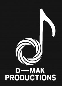 D-Mak Productions Logo