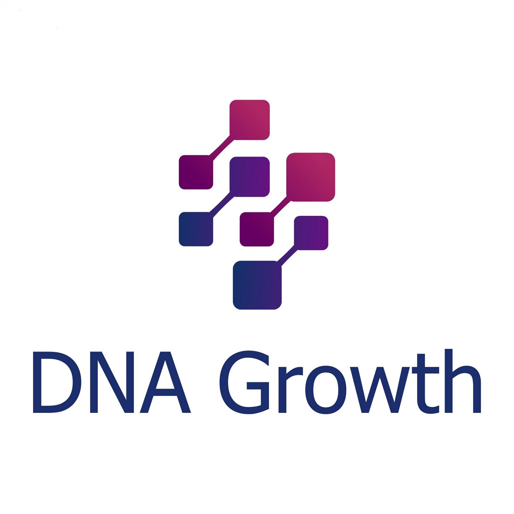DNA Growth Logo
