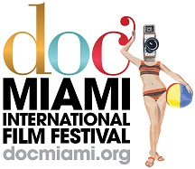DocMiami International Film Festival Logo